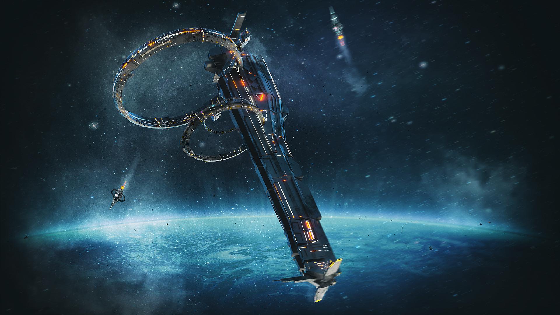 Kresimir jelusic 103 200116 space station