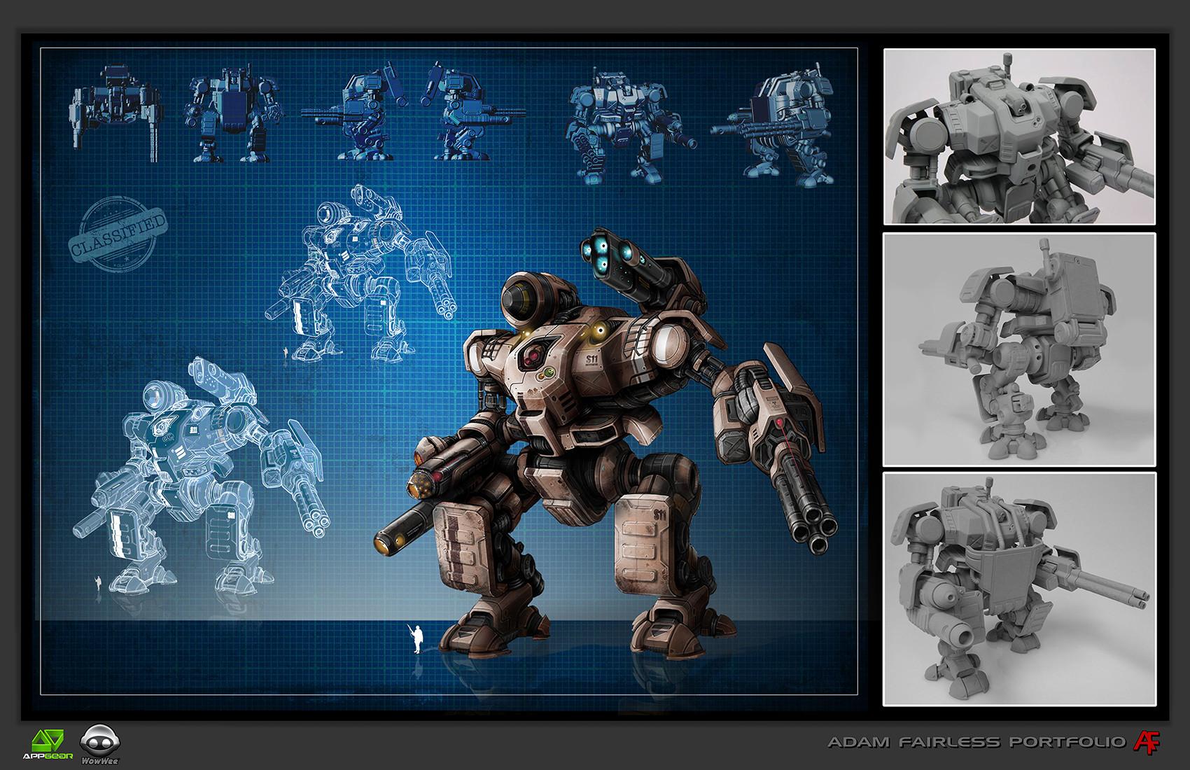 Game Character Design Apps : Artstation robot concept design for app based game adam fairless