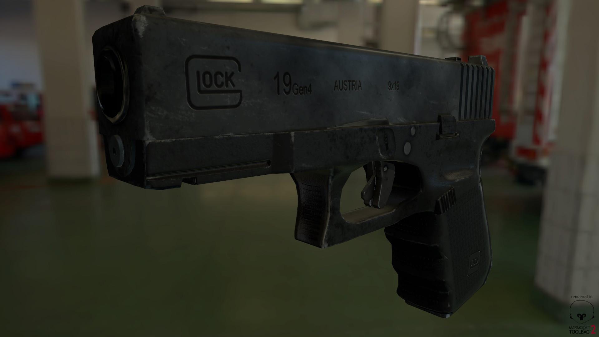 Alex natali glock19