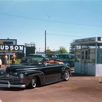 Larry moore car lot