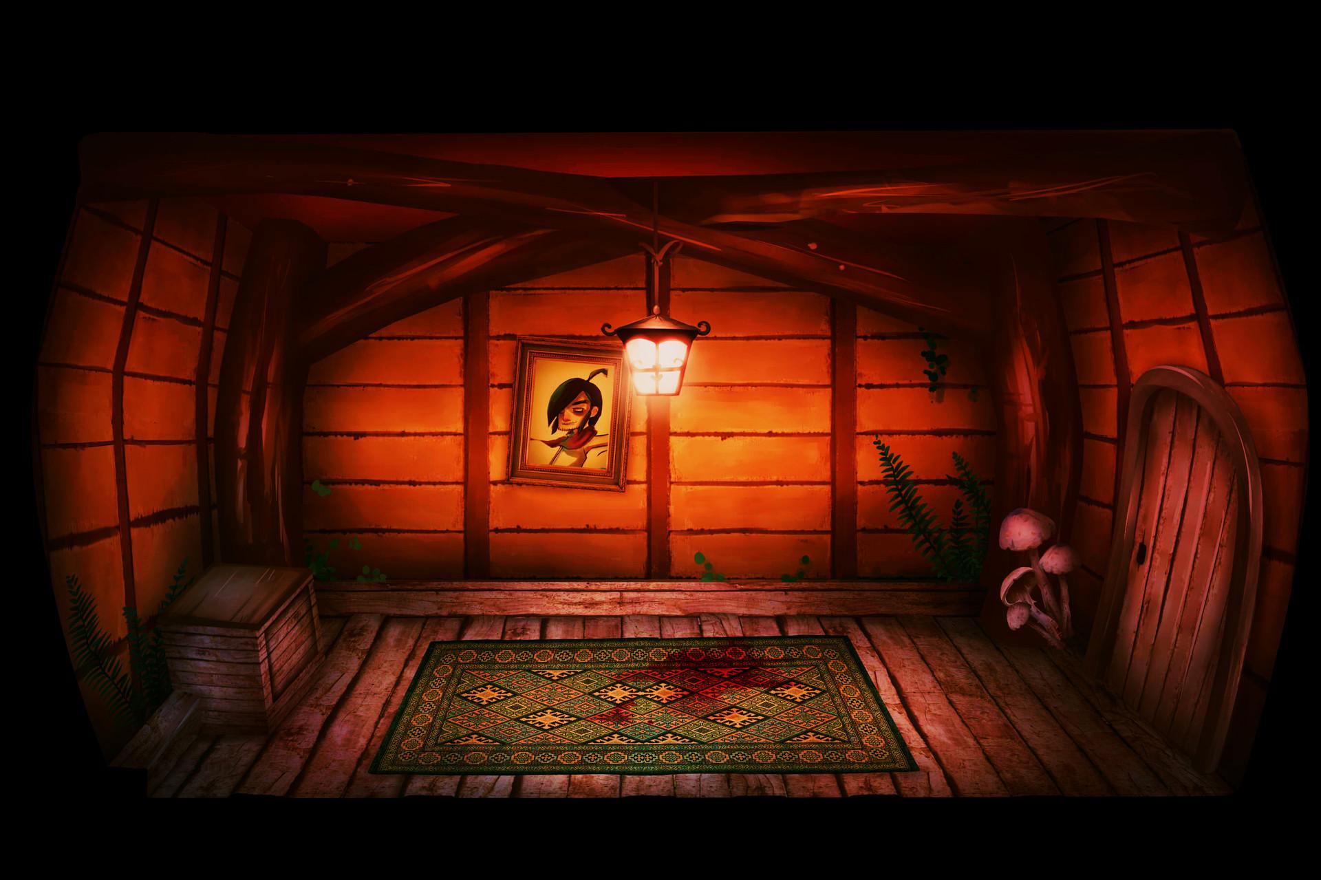 Leonardo de moura casa interior