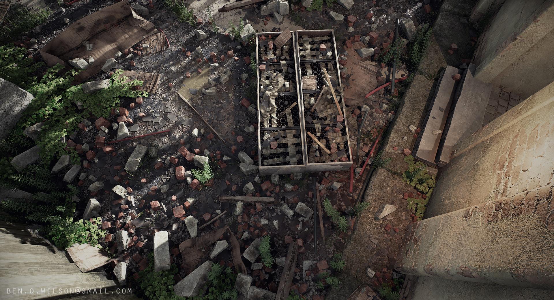 Ben wilson rubble corner screenshot a