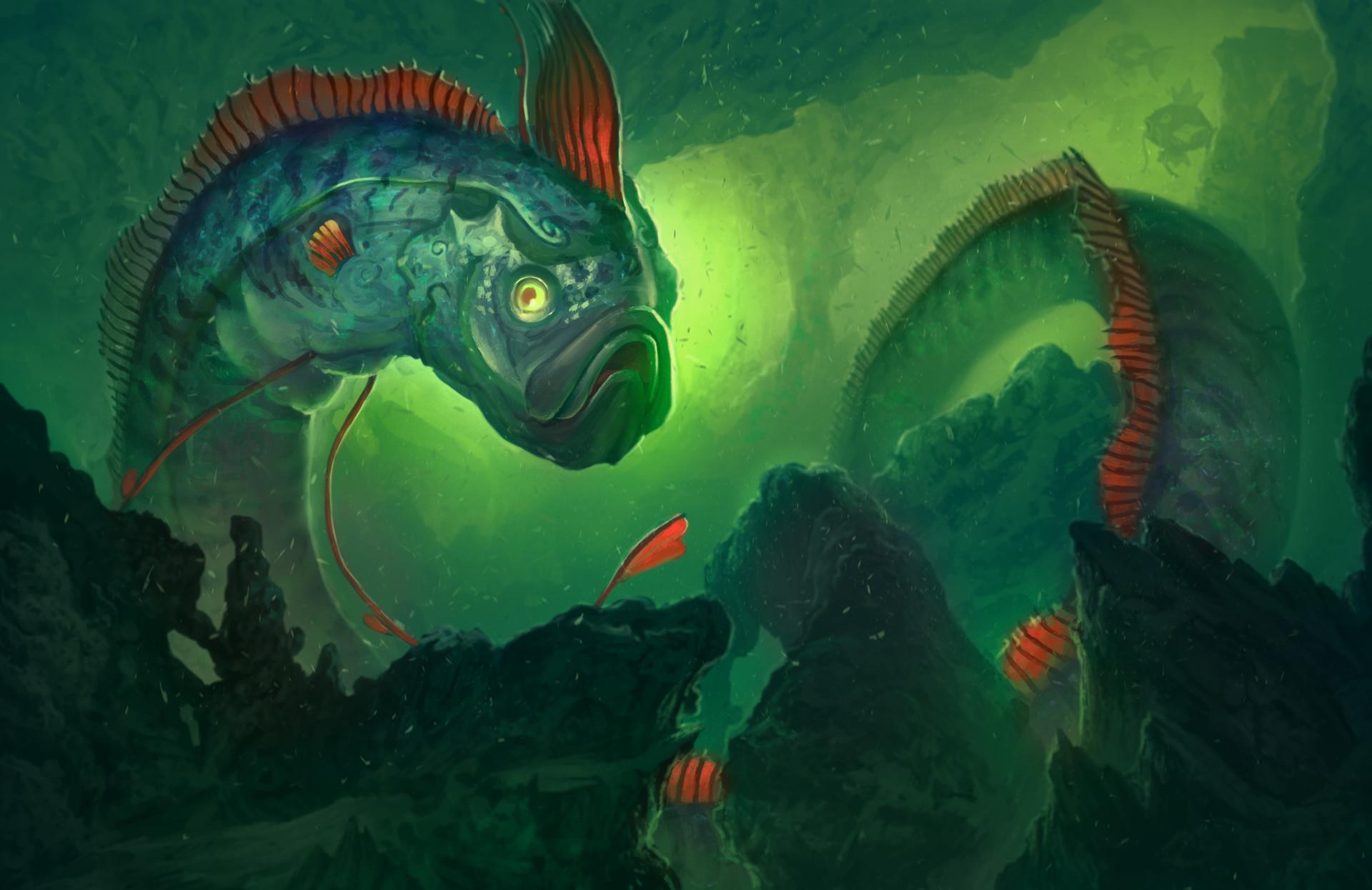 Gabriel ramos osc oarfish