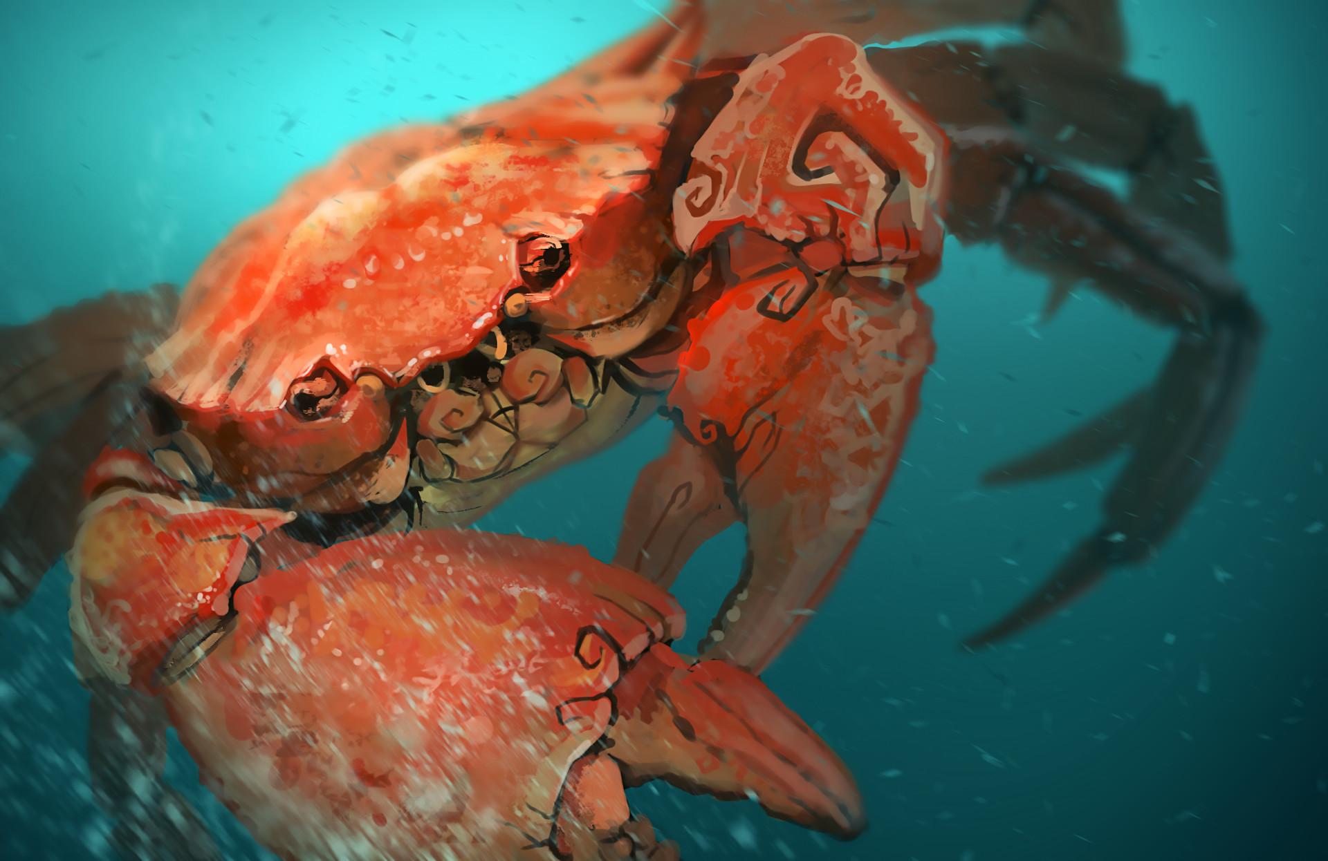 Gabriel ramos osc crab