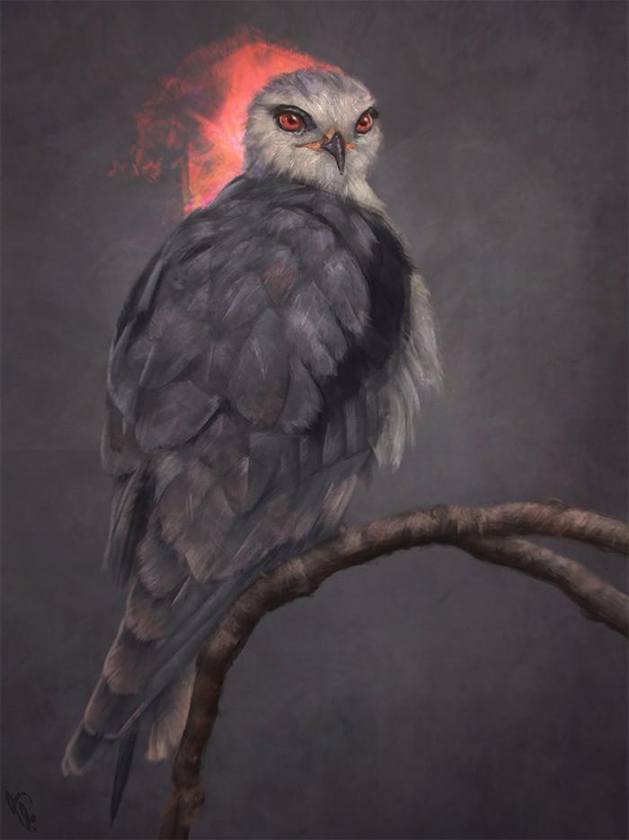 Angel ganev birdie study 22 day 225 by angelganev d9ofk3d