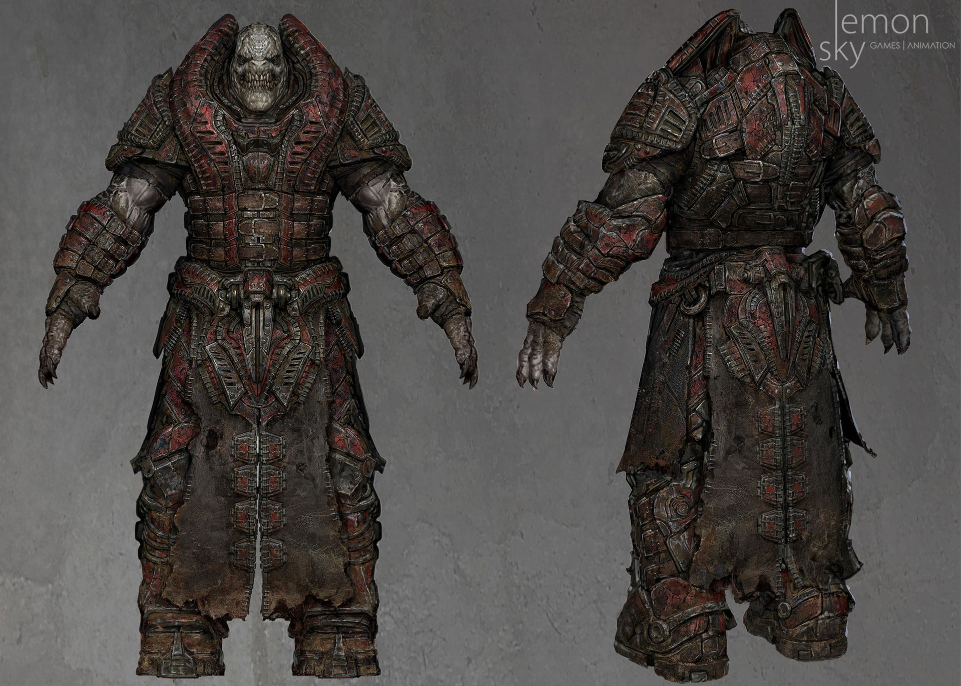 Jeremy chong lemonsky the coalition gears of war ultimate edition conceptart theron b