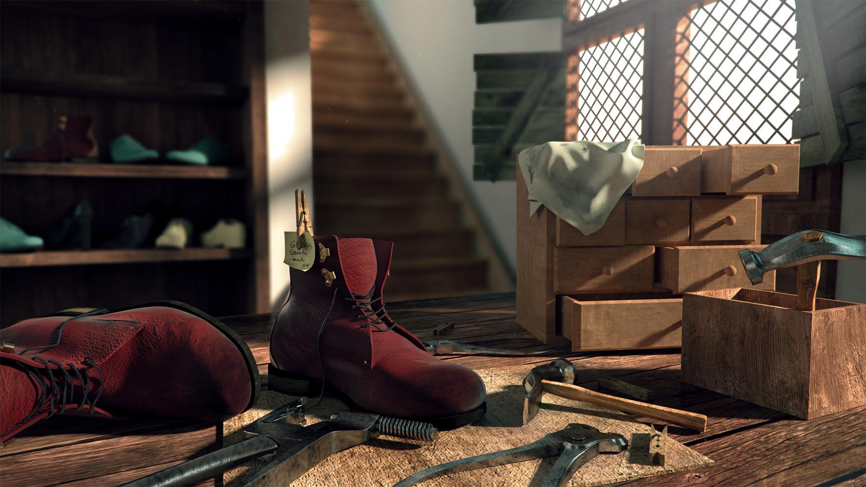 vente chaude en ligne dac3c bb0d8 Stanislas Gruénais - shoes workshop