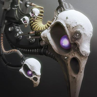 Mark van haitsma skull b sm