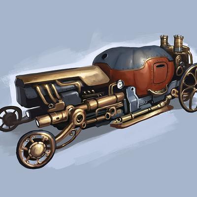 Roman semenenko cinderella car