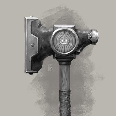 Boris rogozin hammer