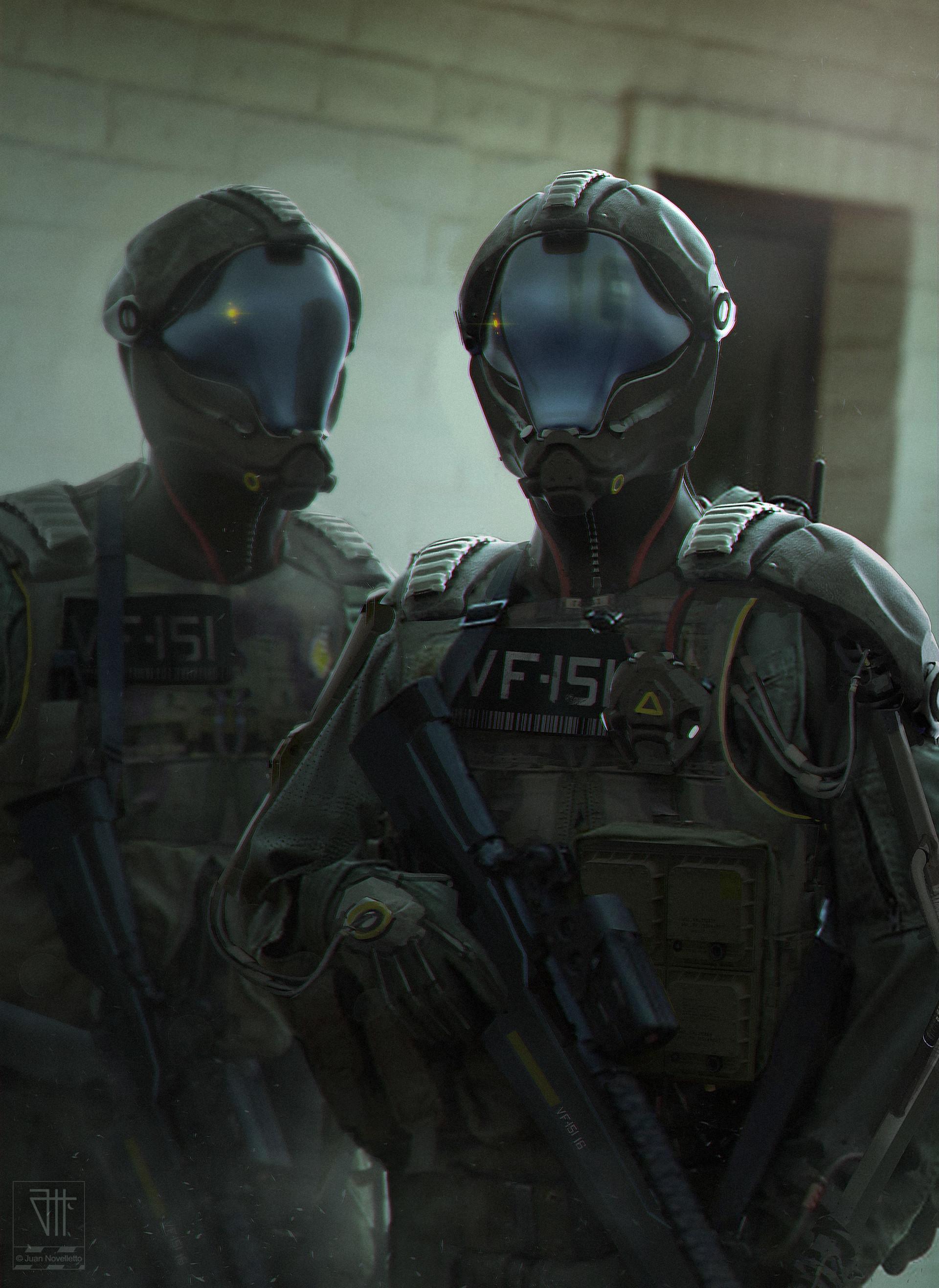 sci fi helmet design