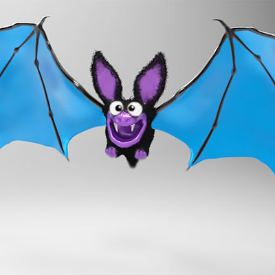 Josh purple silly batty