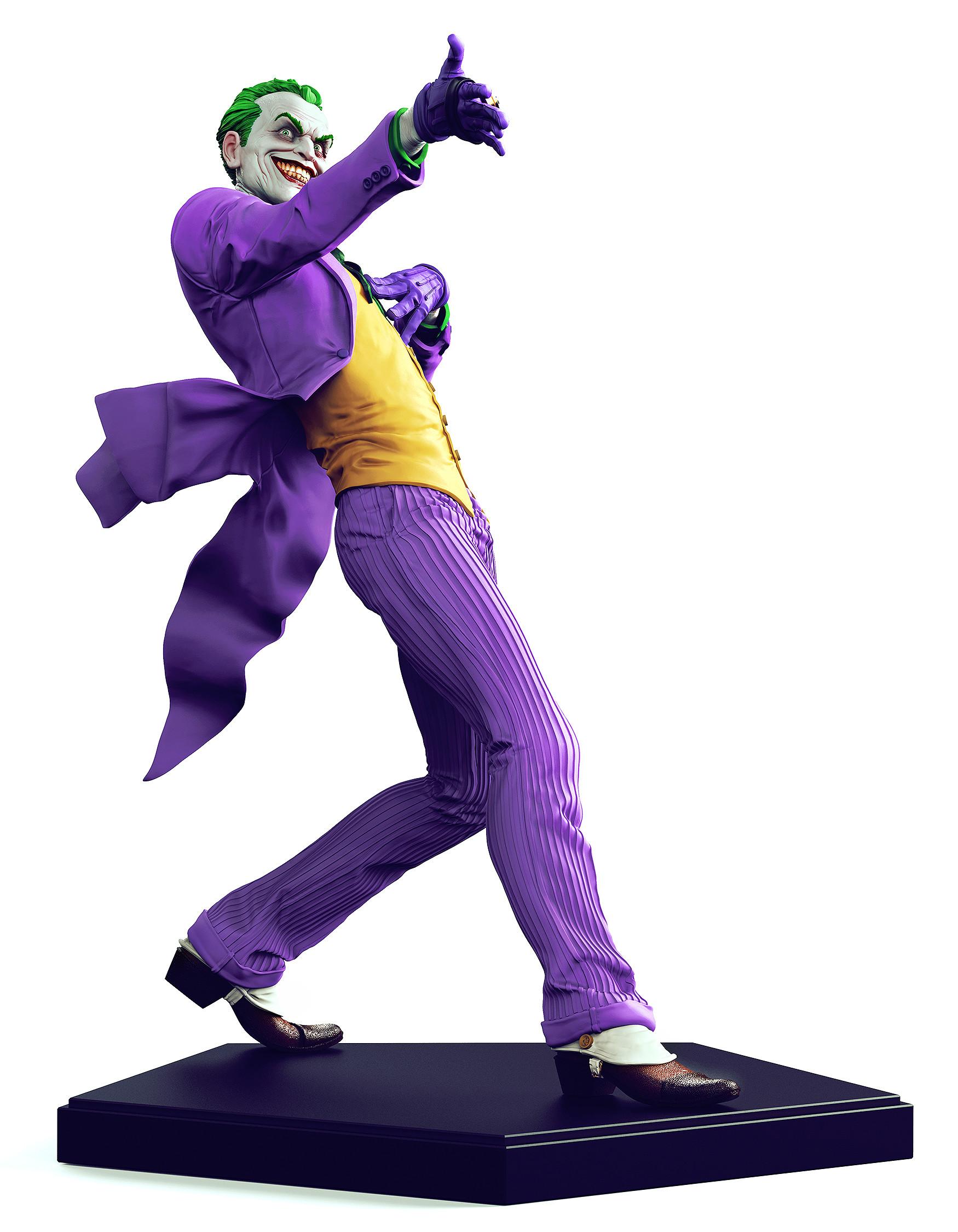 Caio fantini joker color
