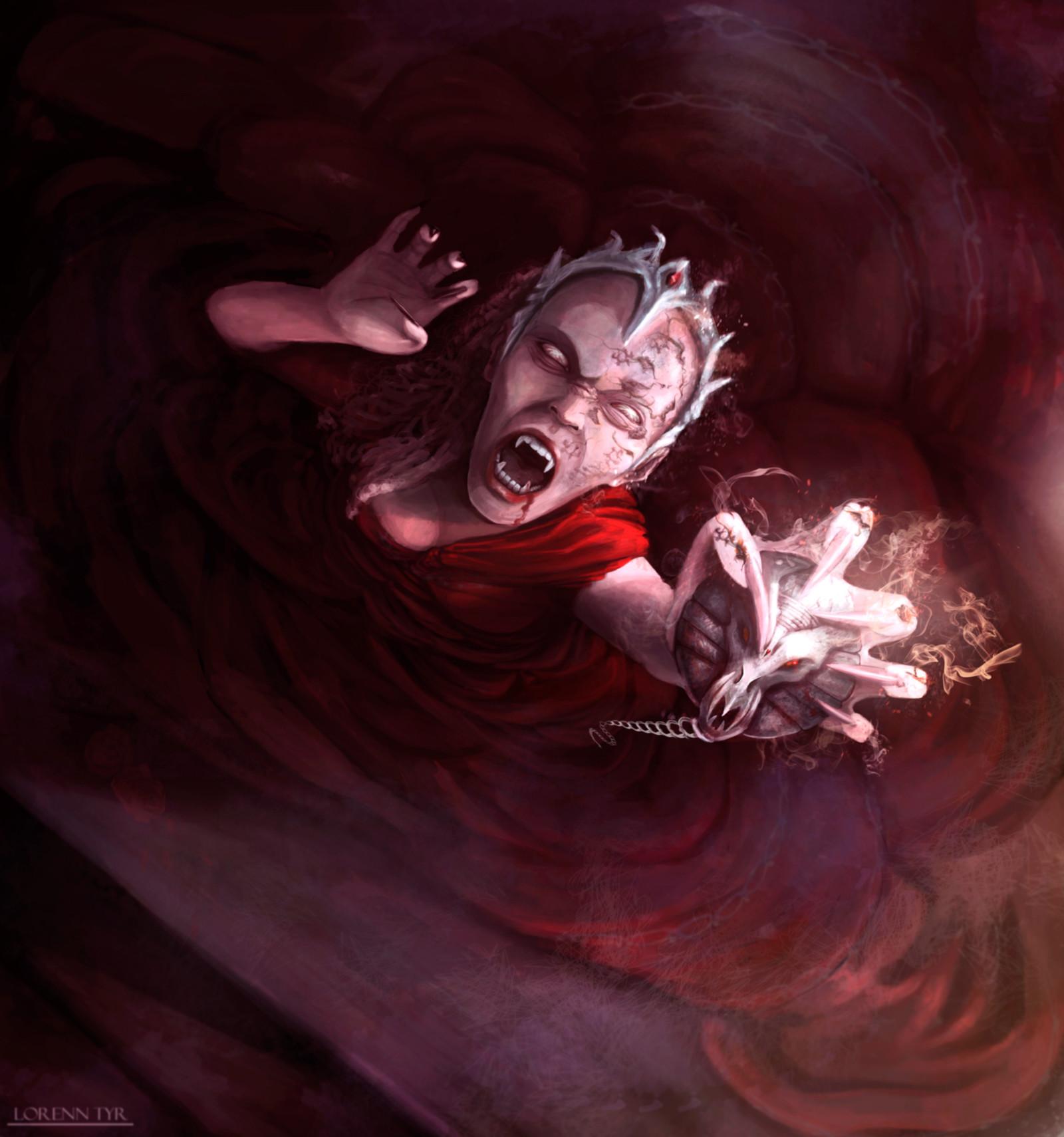 Lorenn tyr portafolio vampirofin