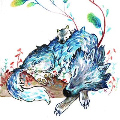 Angelina costamagna wolf