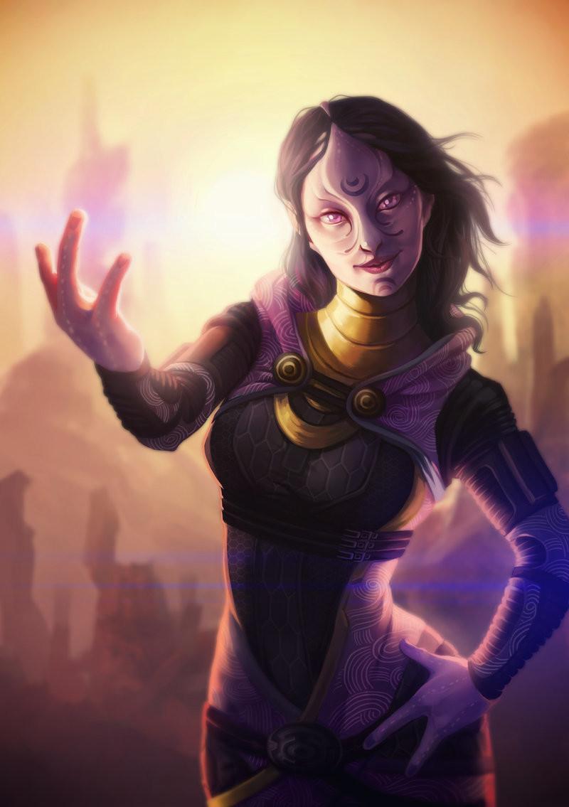 Mass Effect  Ashley Williams  Full Compilation GIF