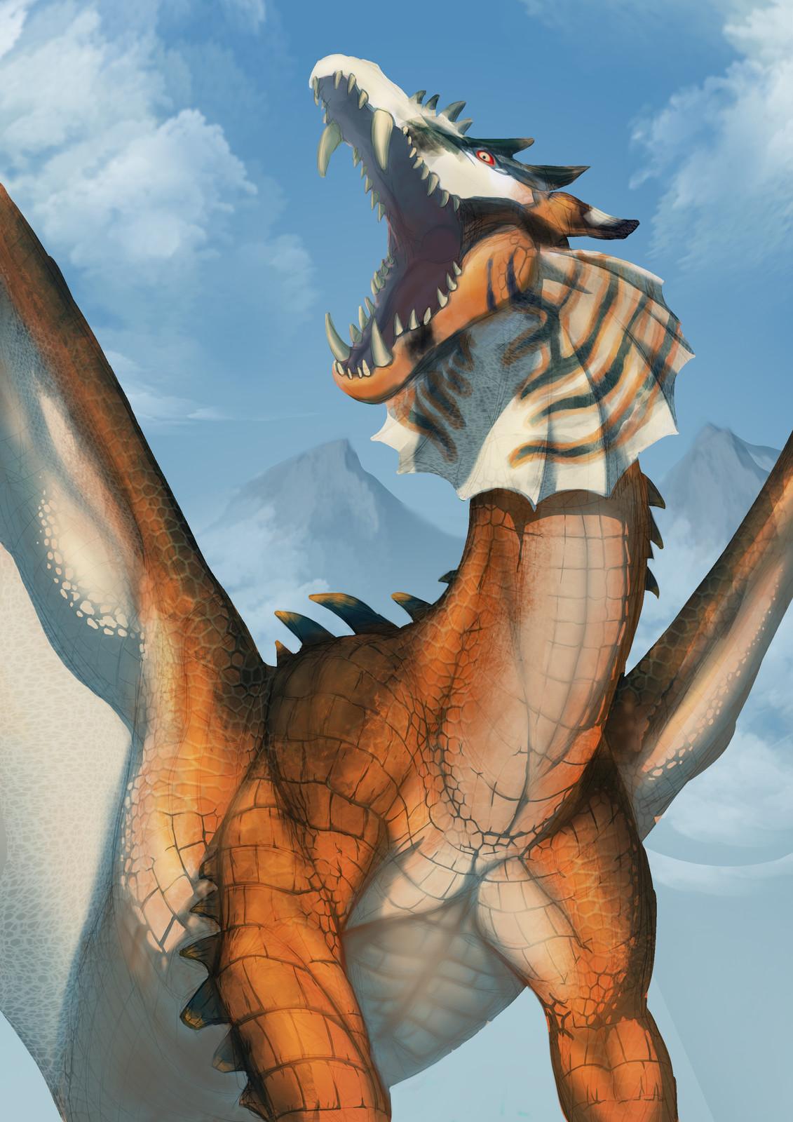 Gypaetus Tigris Dragon