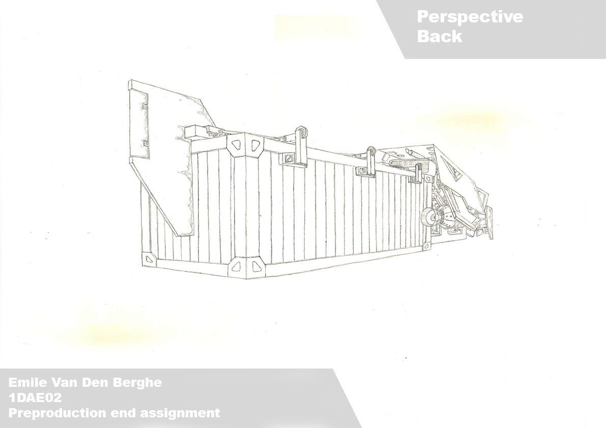 Emile van den berghe van den berghe emile 1dae02 15 lineart perspective back