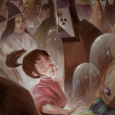 Ellie yong spirited away by sillyjellie d92u53s