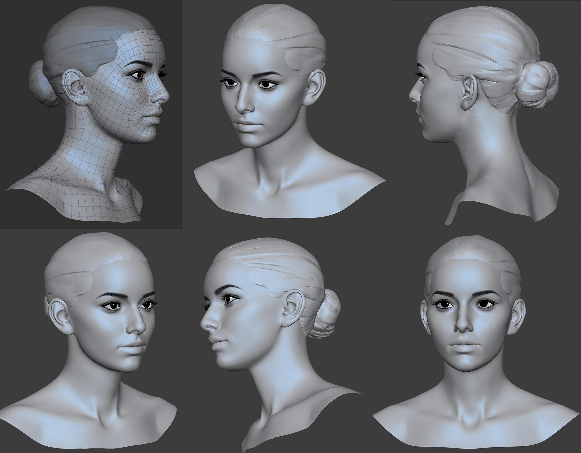 automob 3d anatomy tutorial - HD1920×1498