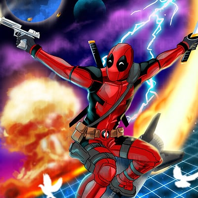 Nick minor deadpool web