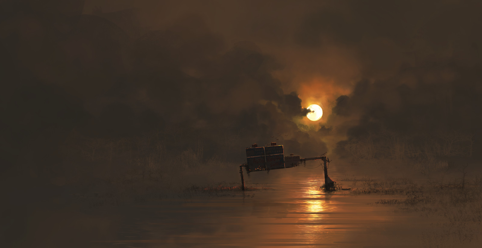 L'Autoroute du soleil (Highway of the sun)