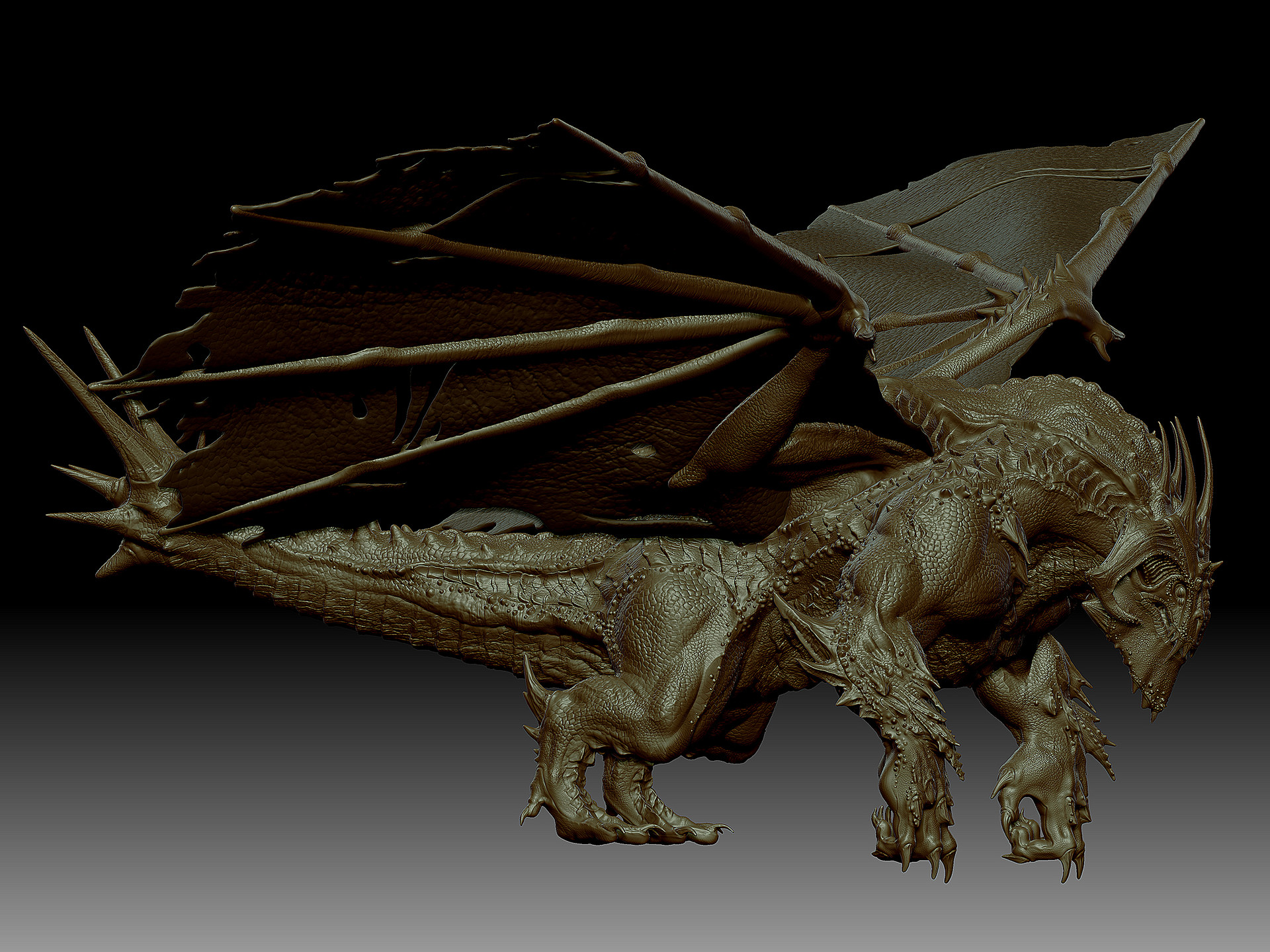 Eric wilkinson zbrush document