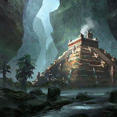 Jonathan guzi mayan temple004