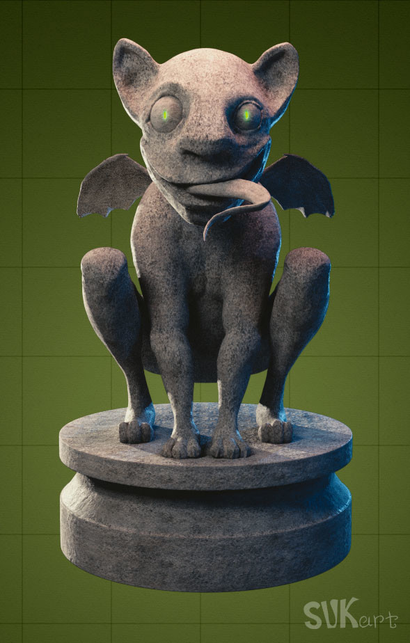 Souvik karmakar gargoyle final copy2