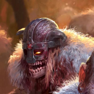 Devin platts zombie dwarf horde