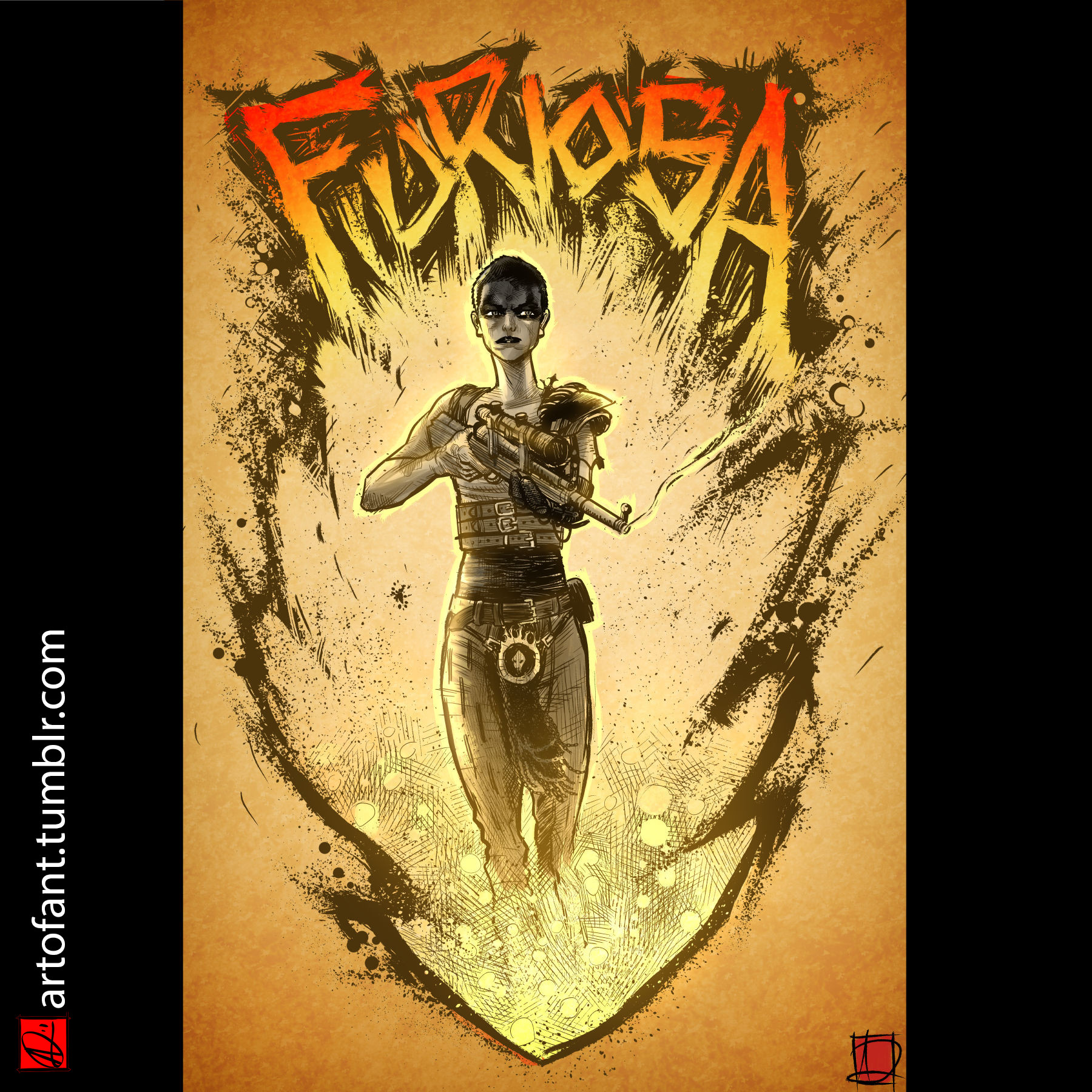 Anthony diecidue furiosa