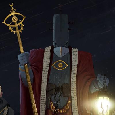 Marcus oriente clericand deciple