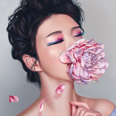 Danh nguyen flower