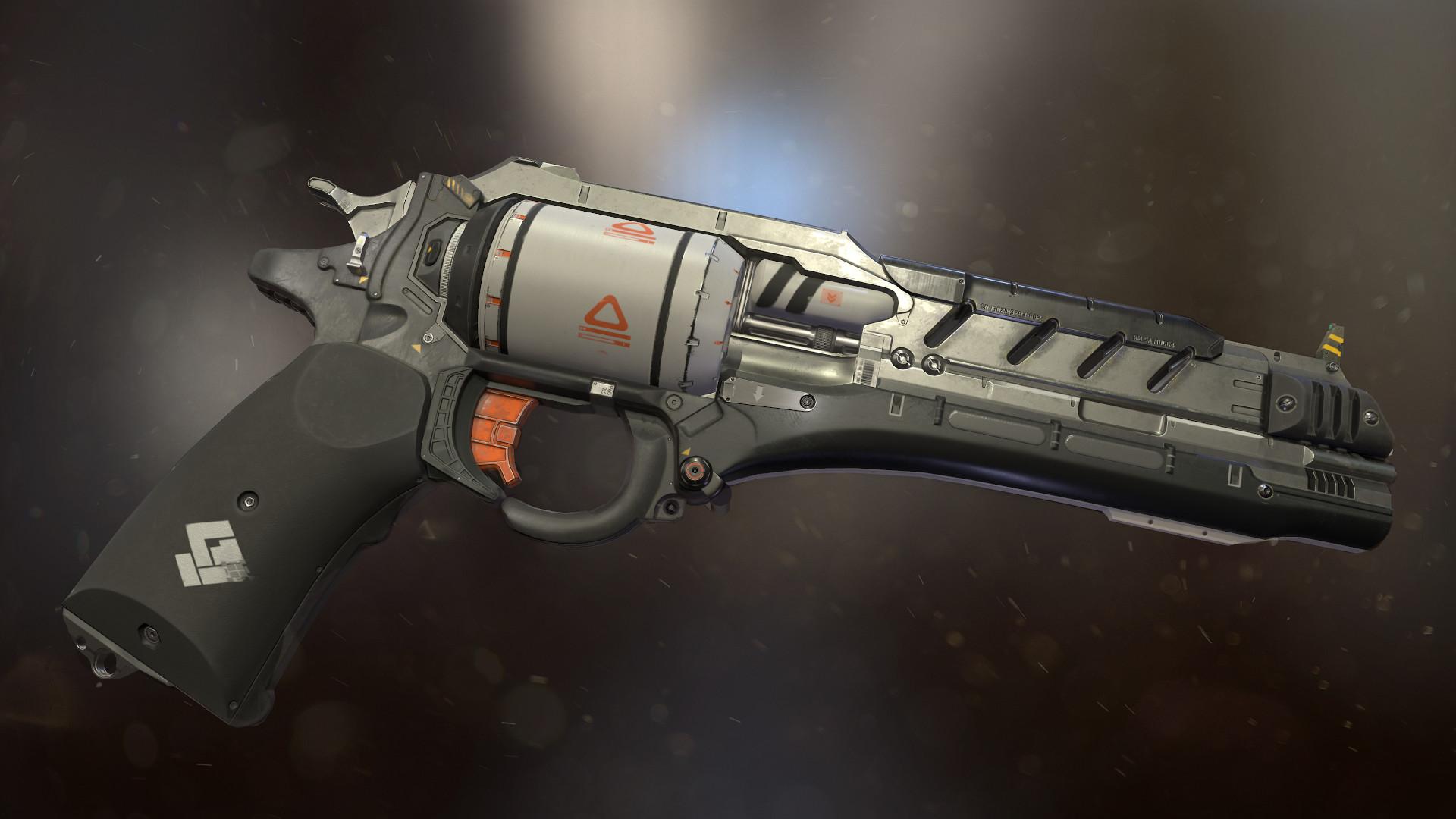 black nebula heavy blaster - HD1600×900
