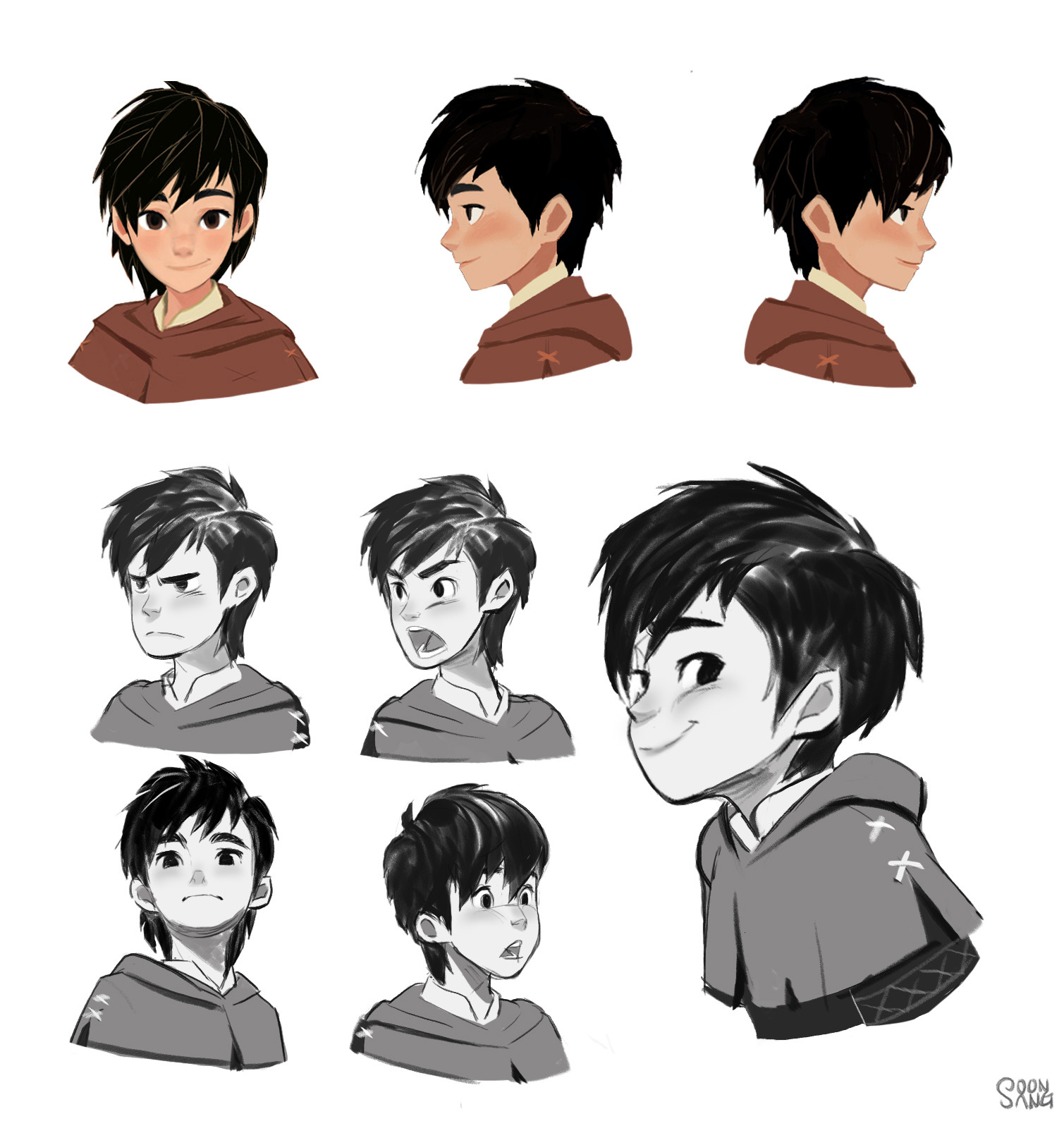 Character Design Jobs Disney : Artstation robin hood quot hong soonsang