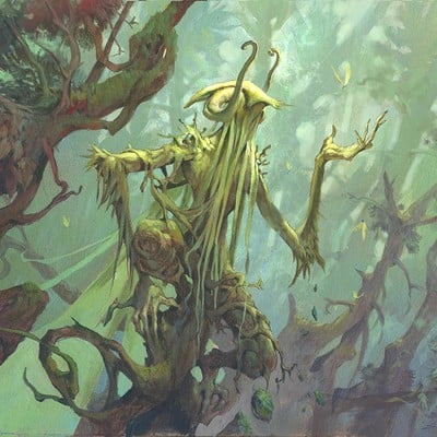 Jesper ejsing art id 160175 protector of the trees final corrected