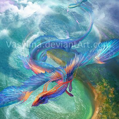 Vasilyna holod drake