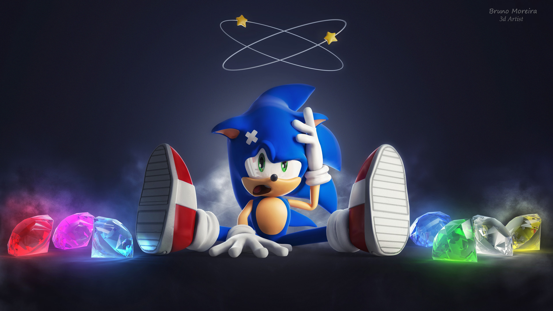Is the Project Sonic 2017 trailer a real-time graphics demo or CGI ...