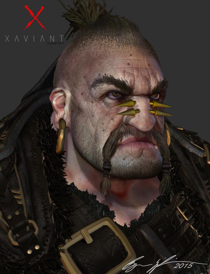 Bryan eppihimer bryan eppihimer bandit brute b painted