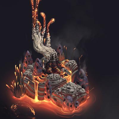 Florian moncomble molten treebig