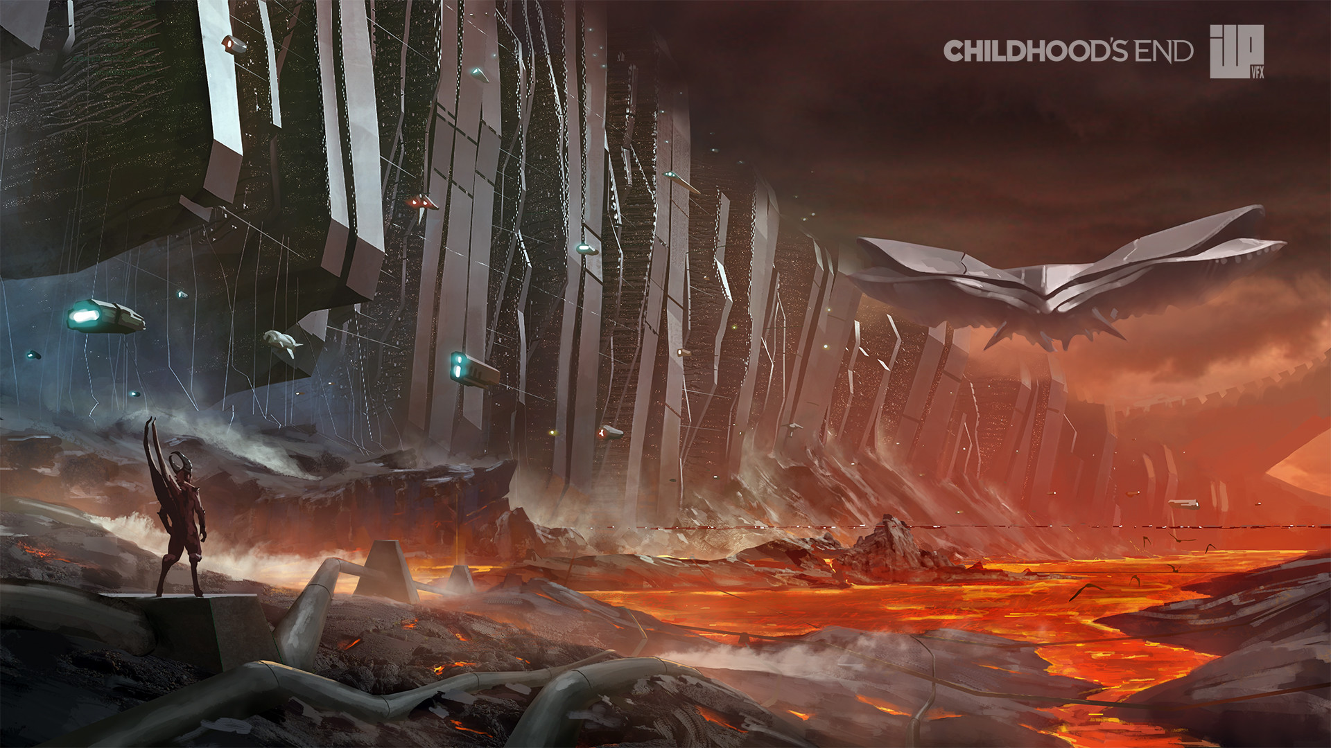 Alexander forssberg childhoods end concept art 006