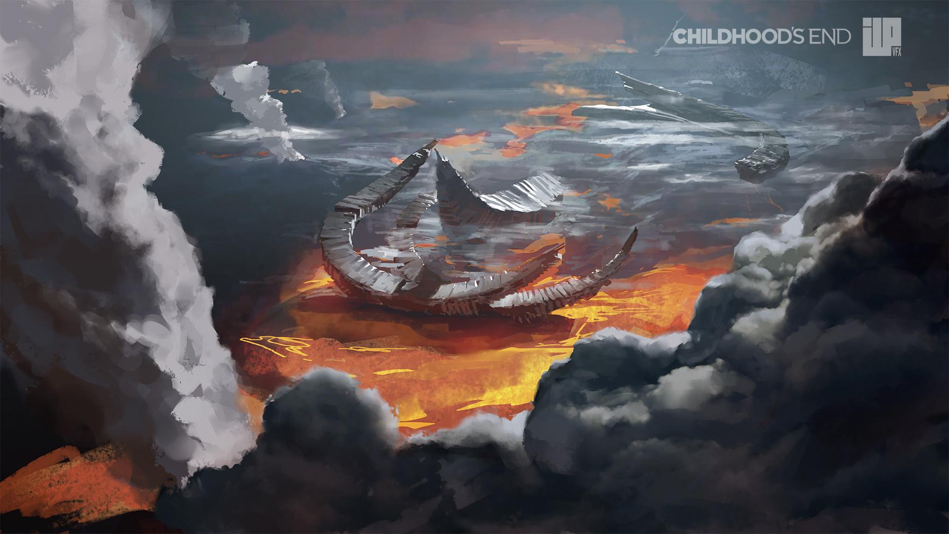 Alexander forssberg childhoods end concept art 007