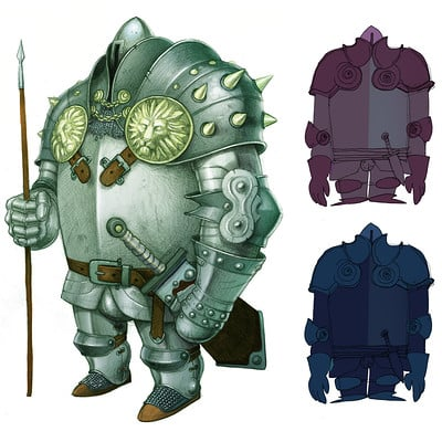 Edin durmisevic knight character