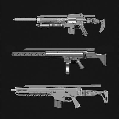 Mark chang rei weapons