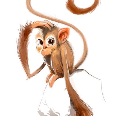 Alfonso pardo martinez mono pardoart