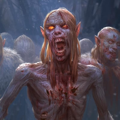 Devin platts zombie elves retake