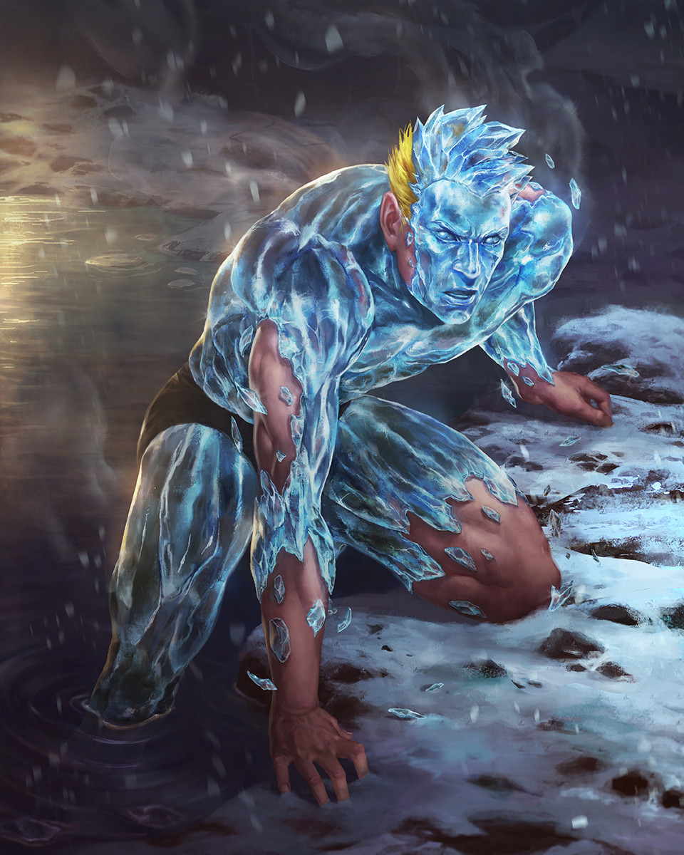 Iceman evo 1