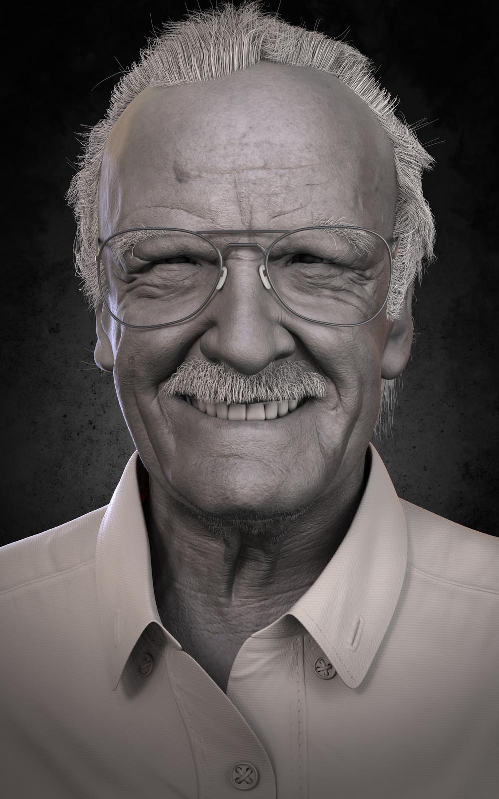 Stan Lee (Excelsior!)