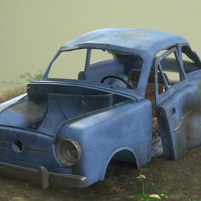 Colin valek car 01