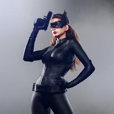 Per haagensen tdkr catwoman02 perh